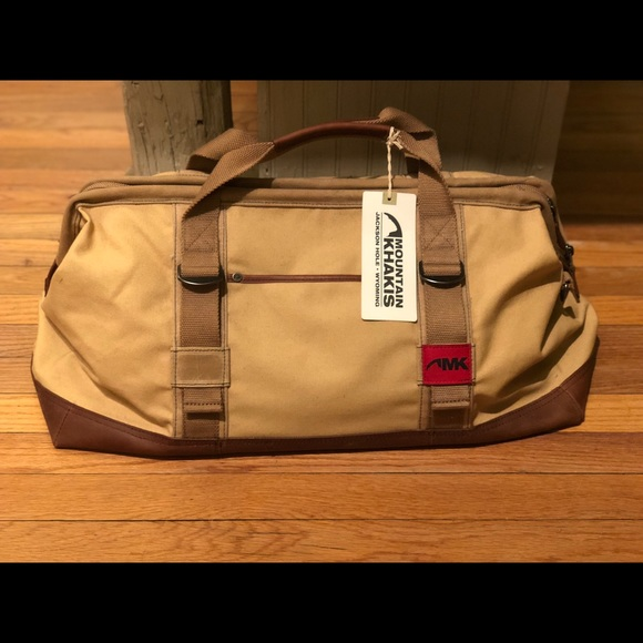 ee79ea24ff Mountain Khaki Cabin Duffle Bag